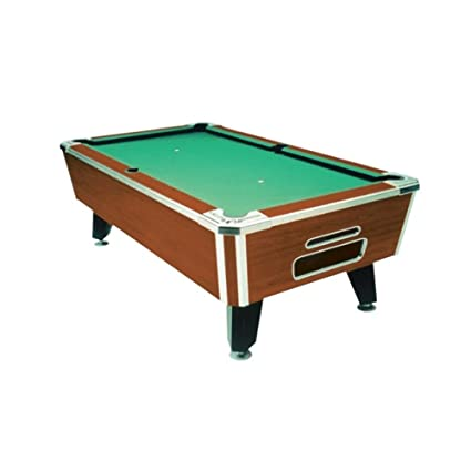 Amazoncom Valley Pool Table In Tiger Dynamo Pool Table - Dynamo coin operated pool table