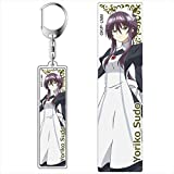 Lance and Masques Shufuji Yoriko clear Keychain