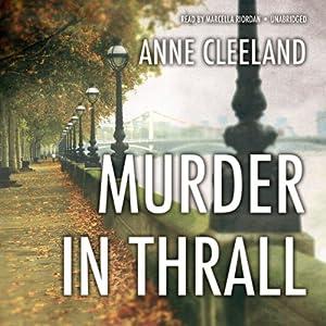 Murder in Thrall Hörbuch