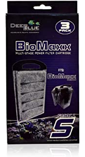Pumps (water) Deep Blue Professional Adb88700 Biomaxx Nano Filter For Aquarium Outstanding Features