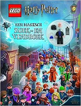 Lego Harry Potter: een magisch zoek- en vindboek Zoek & Vind ...