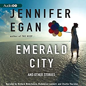 Emerald City Audiobook