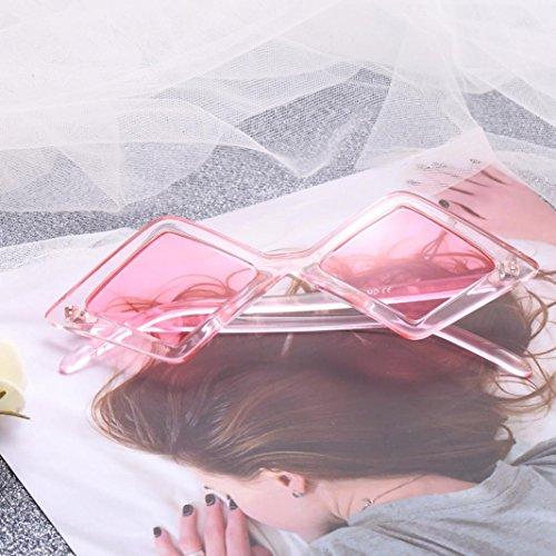 UV Lunettes De Dames De Shades Hommes Lunettes Rose Des Lunettes Pour Hommes De Lunettes Frame Lady Des Soleil Mode Unisexe Hommes Triangle La Soleil Lunettes IntéGré OfBqd