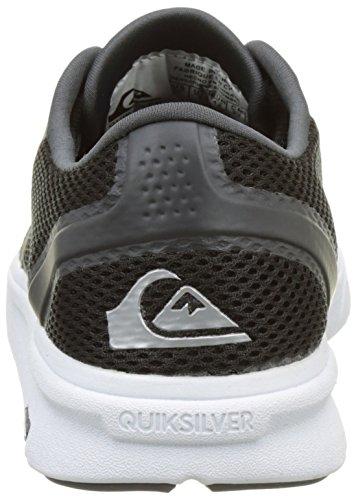 Quiksilver Amphibian Plus - Botas Hombre Noir (BLACK/GREY/WHITE)