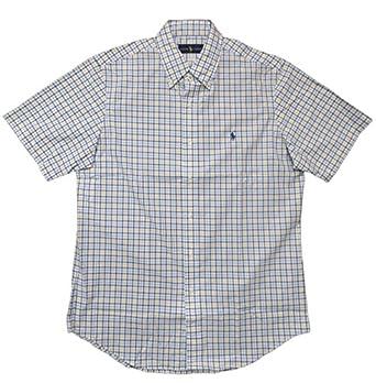 Polo Ralph Lauren Men's Short Sleeve Button Down Shirt at Amazon ...
