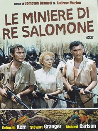 Miniere Di Re Salomone Le 1950 Nuova Versione Rimasterizzata