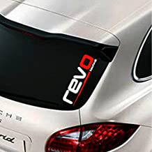 Kaizen Personality Reflective Revo Bumper Sticker Creative Car Window Decals Vinyl Sticker For Toyota,Honda,Chevrolet,Ford,Mercedes Benz,Audi,BMW and Any Motorcycle,SUV,Truck or Sedan Car