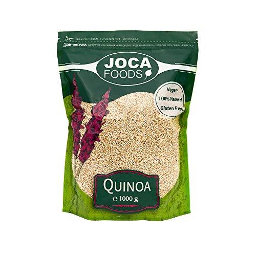 Quinoa - 1kg - kostenlose Lieferung möglich - weiß - Joca Foods