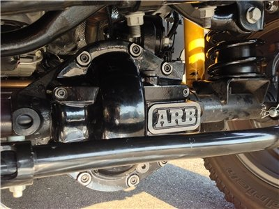 ARB 0750003B Differential Cover by ARB