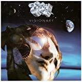 Visionary (Limited Edition Enhanced Digipak CD) by Eloy