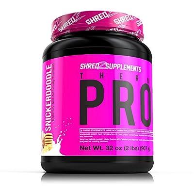 SHREDZ Protein (Thermogenic Made for Women - Snickerdoodle)