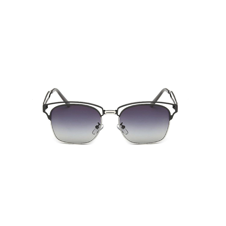 d6965dbd5c Gafas De Sol Polarizadas Gradiente De Las Señoras De La Manera Multi-color  Opcional Caliente