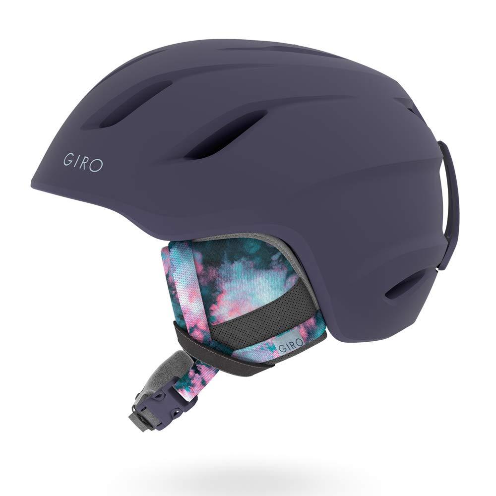 [ジロ] メンズ ERA AF エラ アジアンフィット スノーボードヘルメット Matte Midnight Bleached Out 70939 S B07J48C2DV