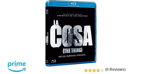 La Cosa [Blu-ray]: Amazon.es: Edgerton, Joel, Winstead, Mary ...
