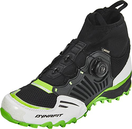 Dynafit Tran salper GTX Shoe Unisex Black/Lime Punch 2017Scarpe da corsa