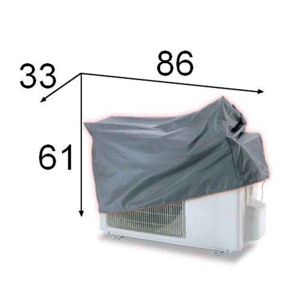 Au/ßenklimaanlage Abdeckungs wasserdichter Klimaanlagen Staubschutz f/ür Haus 94 * 40 * 73cm