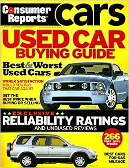 Consumer Reports Used Car Buying Guide Consumer Reports Used Car