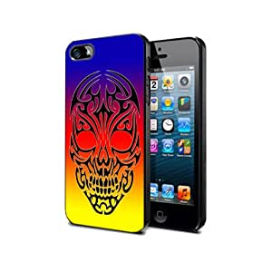Skull ghost design cool SK15 Silicone Case Cover Protection For Sumsung S4 @boonboonmart