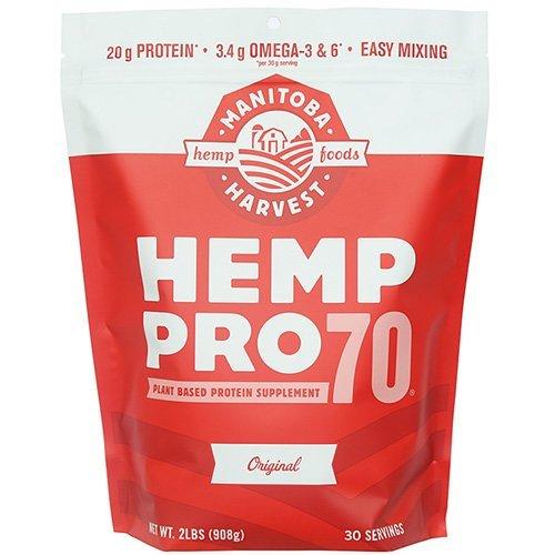 Manitoba Harvest Hemp Pro 70 Protein Supplement, 32 oz.