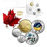 My Canada, My Inspiration 5 Coin Set (Uncirculated)