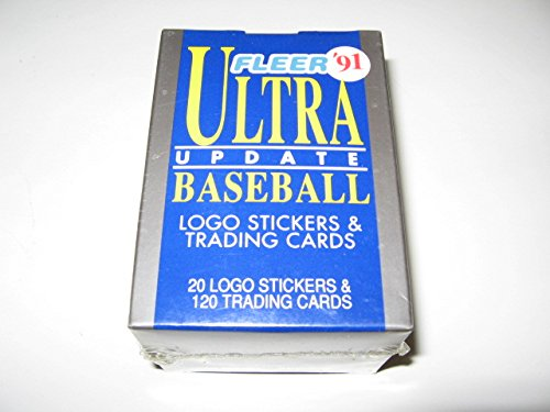 1991 Fleer Ultra Baseball Update Factory Set