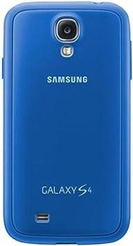 Samsung EF-PI950BCEG - Funda para Samsung Galaxy S4, azul claro: Amazon.es: Electrónica