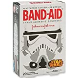 Band-Aid Deco brand adhesive bandages, Star Wars, assorted sizes, 20 count