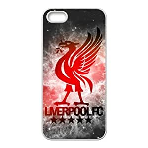 Liverpool FC Cell Phone Case for iPhone 5S