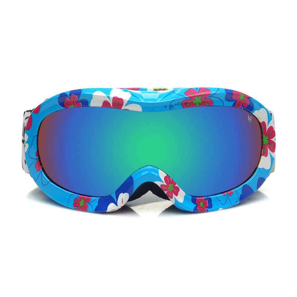 ZX-skibrillen Kind Anti Nebel Winddicht TPU Jugendlich Sonnenbrille Faltbar (Farbe   T-4) B07K43N61Z Sonnenbrillen Liebessport, wirklich glücklich