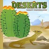 Deserts, Laura Purdie Salas, 1404834699