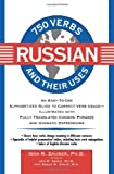 750 Russian Verbs and Their Uses, Issa R. Zauber, 0471012742