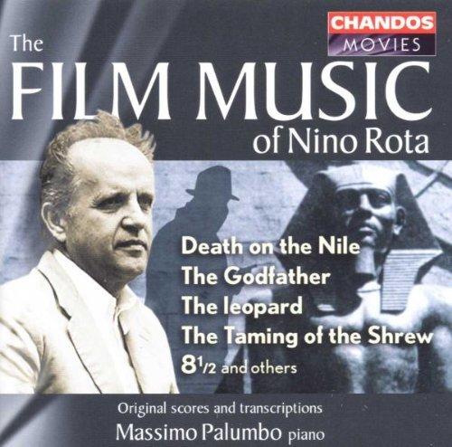Film Music of Nino Rota By Nino Rota (Composer),,Massimo Palumbo (Piano) (1999-11-01)