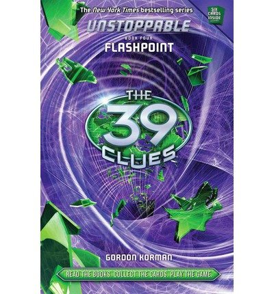 39 clues unstoppable book 4 - 9