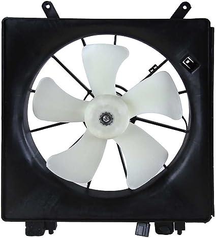 Prime elección de auto partes fa720234 Asamblea ventilador del radiador con controlador: Amazon.es: Coche y moto