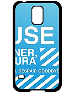 Lovers Gifts Custom Personalized Sayonara, Zetsubou-Sensei Cover Hard Plastic Samsung Galaxy S5 Case 4921109ZC476495076S5 detroit tigers Samsung Galaxy S5 case's Shop