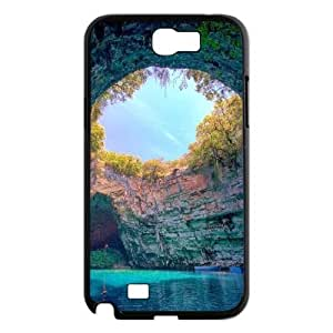 Landscape ZLB567715 DIY Phone Case for Samsung Galaxy Note 2 N7100, Samsung Galaxy Note 2 N7100 Case