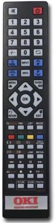 Mando A Distancia para TELEVISOR Oki EU1200008: Amazon.es: Electrónica