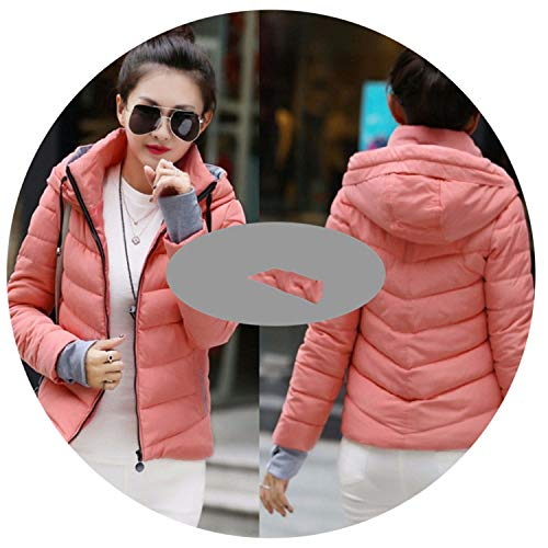 (NanGate New Ladies Fashion Coat Winter Jacket Women Outerwear Short Wadded Jacket Female Padded Parka Women's)