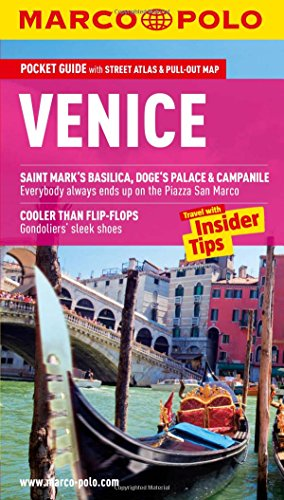 Venice Marco Polo Guide (Marco Polo Guides)