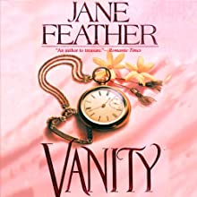 Vanity Audiobook by Jane Feather Narrated by Gemma Dawson