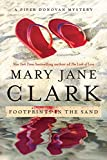 img - for Footprints in the Sand (Piper Donovan/Wedding Cake Mysteries) book / textbook / text book