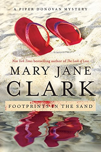 (Footprints in the Sand (Piper Donovan/Wedding Cake Mysteries))