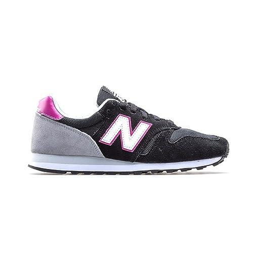 New Balance WL373PN WL373PN nero scarpe basse