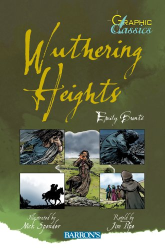Wuthering Heights (Graphic Classics)
