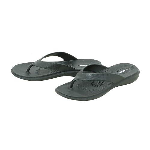 81b0bd175ee2 Okabashi Womens Maui Thong Flip Flop Sandals  Amazon.co.uk  Shoes   Bags