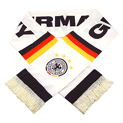 2018 World Cup, Soccer Suit Fans Scarf, Germany Deutschland Soccer Scarf ()