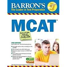 Barron's MCAT, 3rd Edition