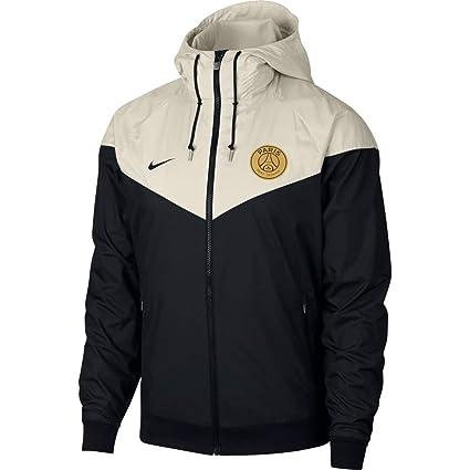 Nike Paris Saint Germain Chaqueta, Hombre: Amazon.es: Deportes y aire libre