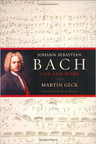A Book about Bach Sebastian
