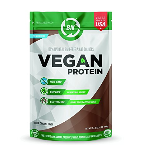 Organic Vegan Protein Powder Certified product image